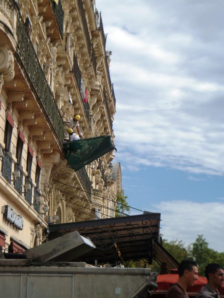 Maçonnerie cordiste Montpellier