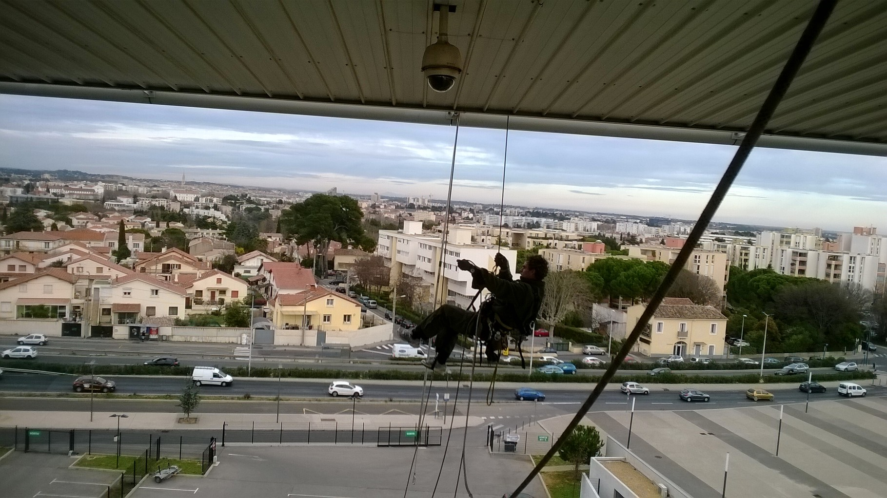 Accès Difficile Montpellier Nettoyage