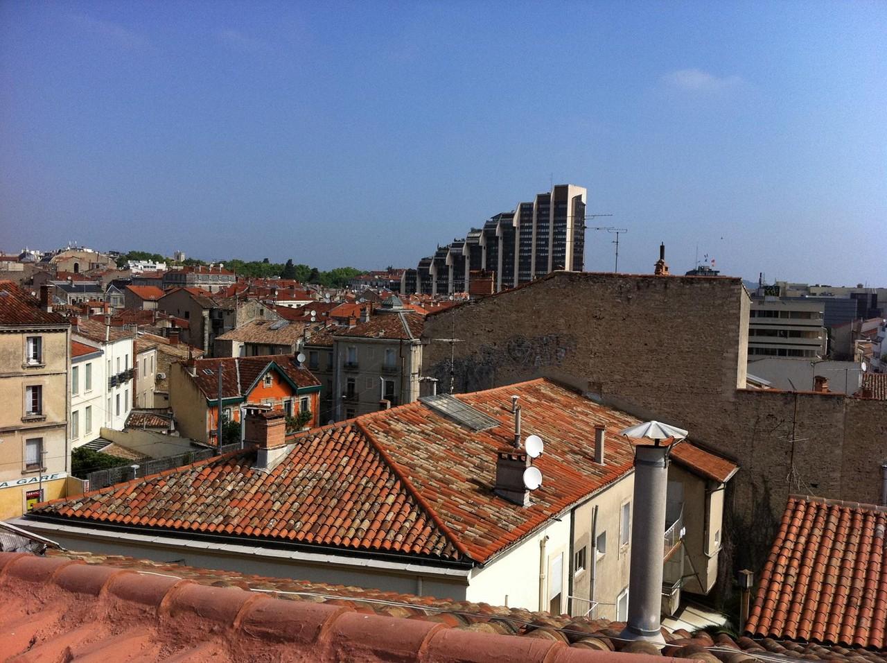 Toiture accès difficile Montpellier