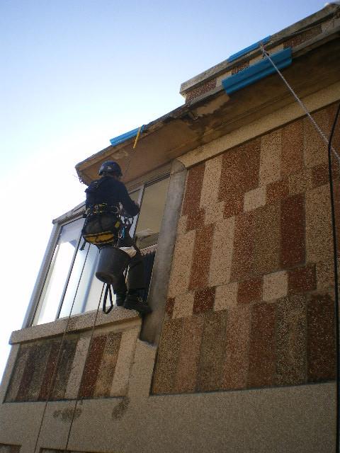Purge sécurité en hauteur Montpellier