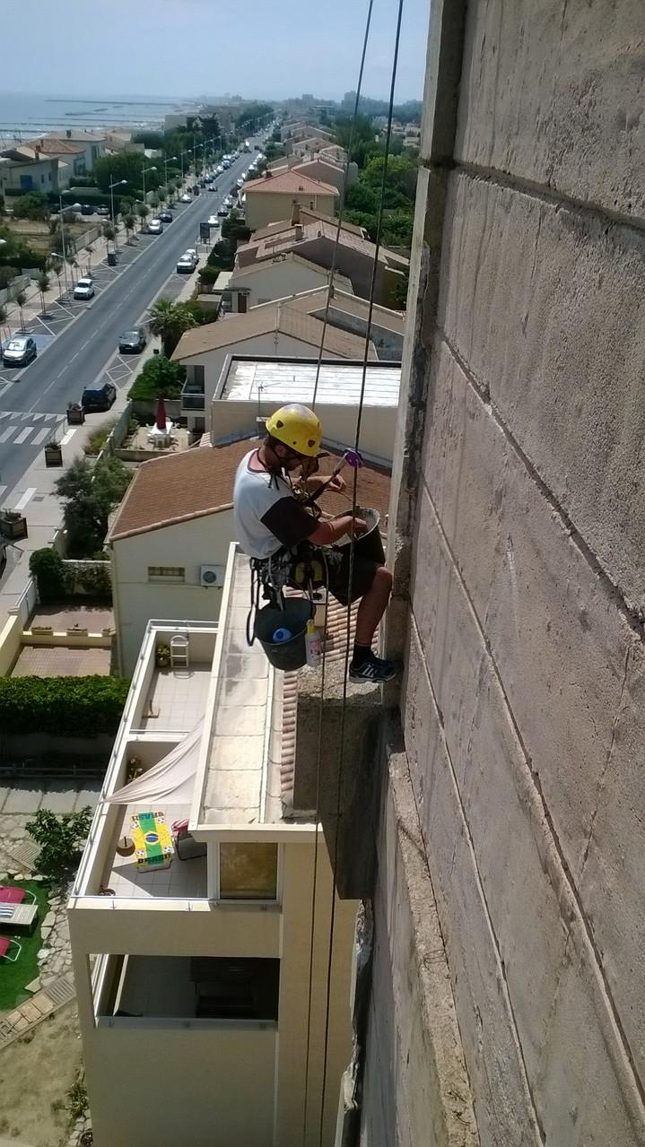travaux acrobatique montpellier