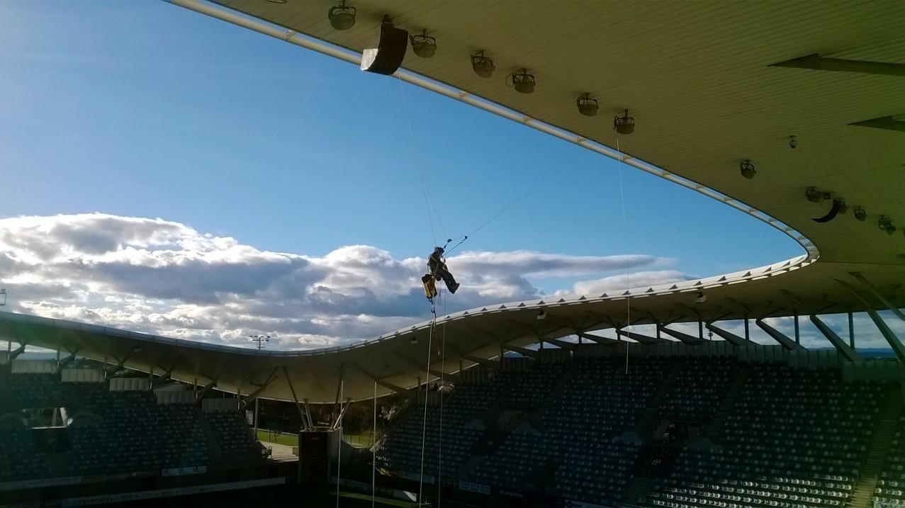 travaux acrobatique montpellier hauteur confiner accro gecko