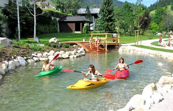 Wasserpark Russbach