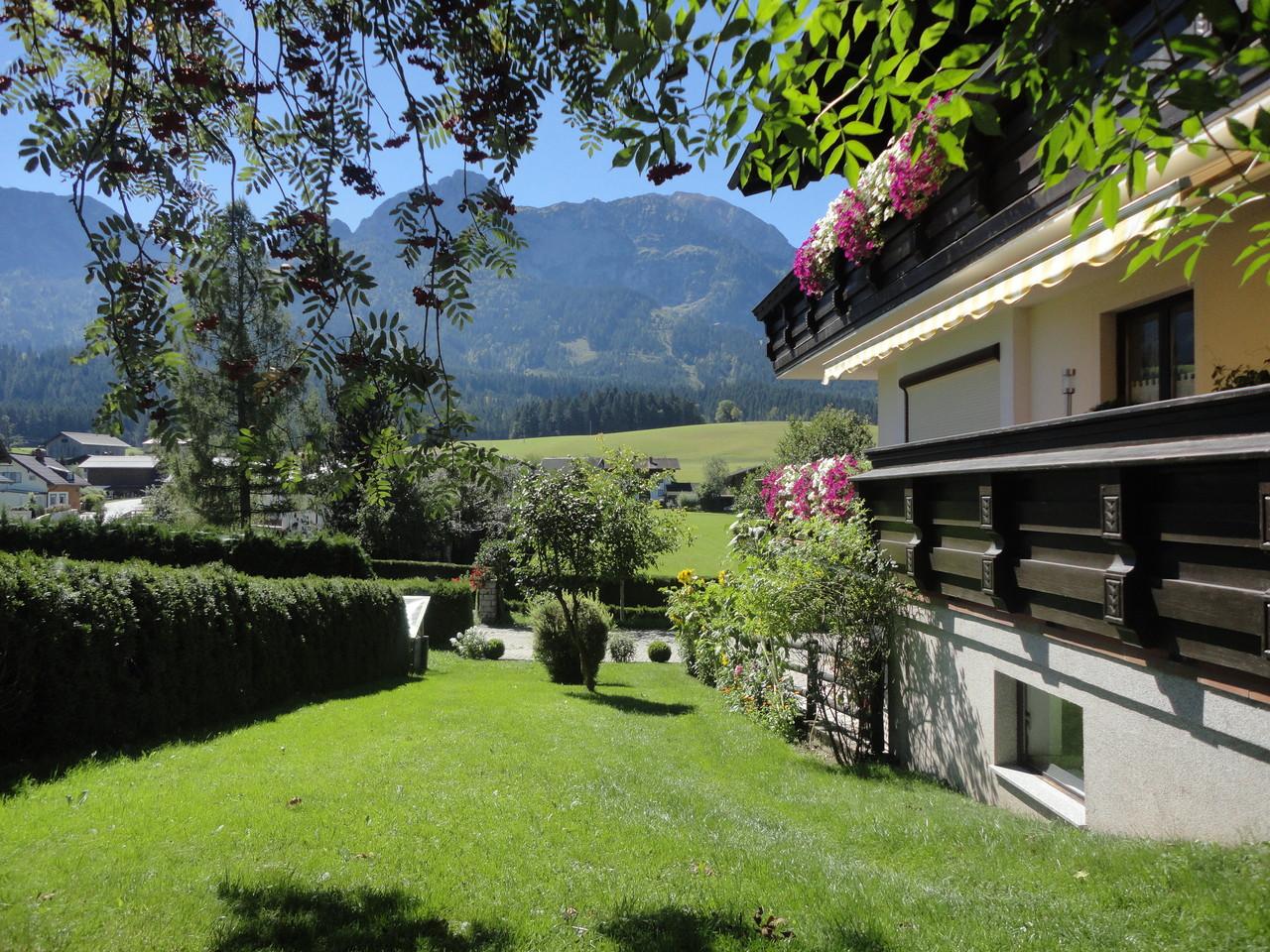 Umgebung Ferienhaus Ronacher