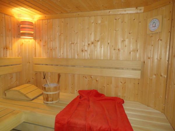 Hauseigene Sauna