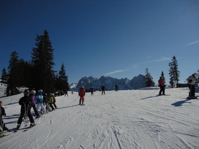 Schikurs Dachstein West