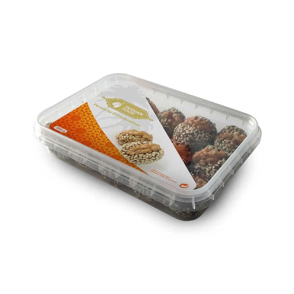 Date sweets 350 g box