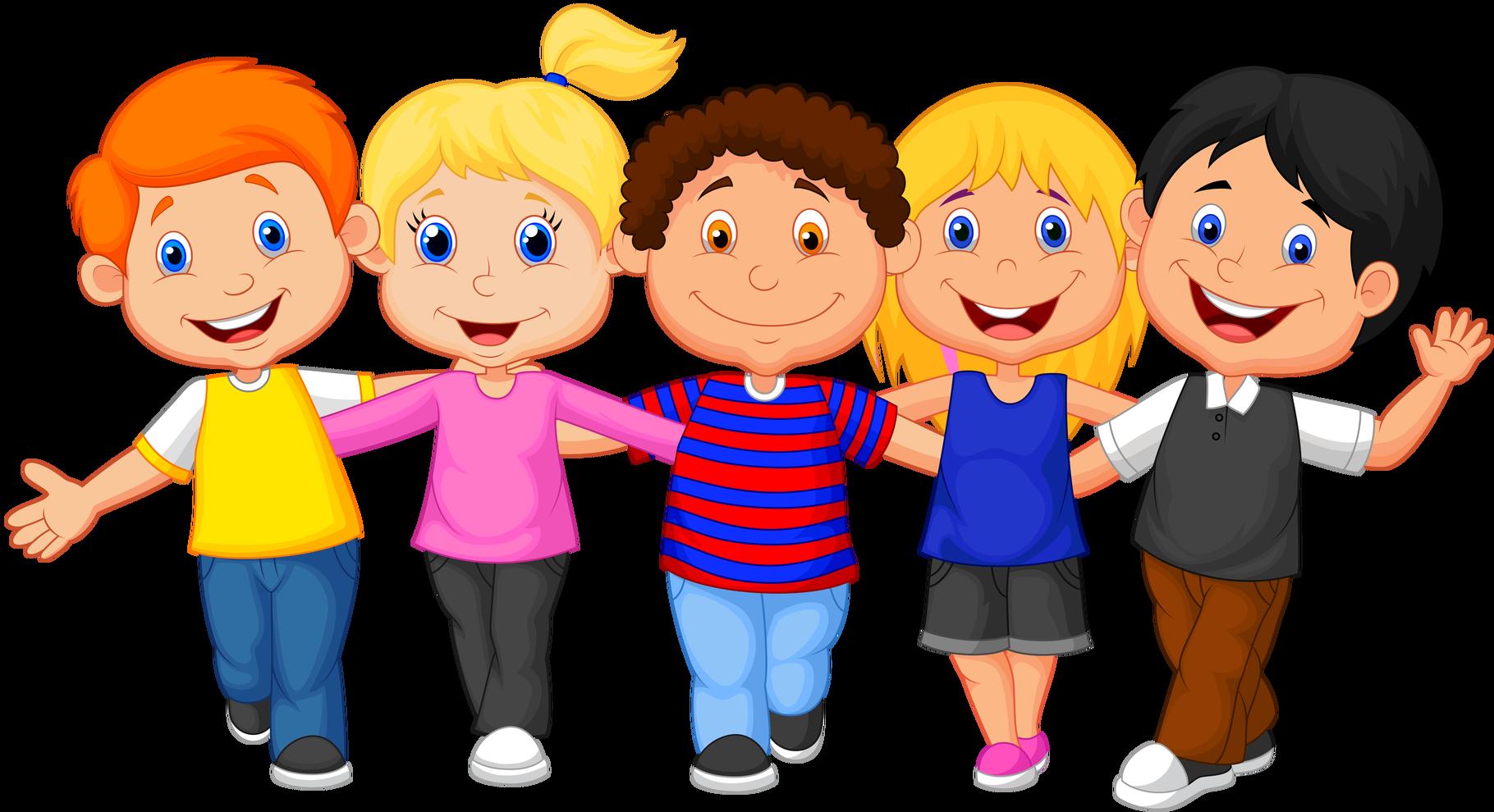 Друзья картинки для детей
