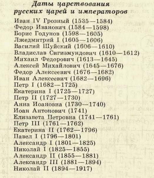 душ цари россии хронология таблица фото рассказывать методах подключения