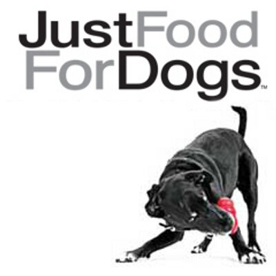 36: Just Food For Dogs basket $100 value