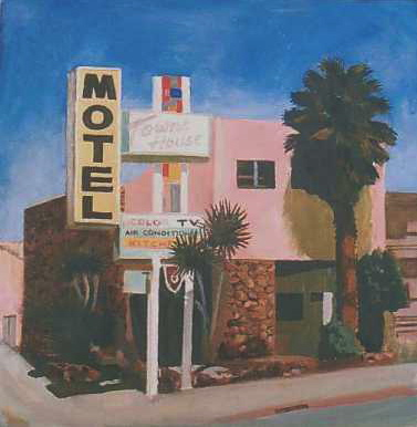 "ITEM #17: SIGNED PRINT BY LA ARTIST TODD BECRAFT - 12"" X 12"" (VALUE $300)"