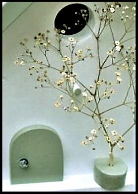 Houten Nestkastje voor Pindakaas pot , Nestkastje, kleur, Vogelhuisje bouwen, vogelhuisje pindakaas pot_1