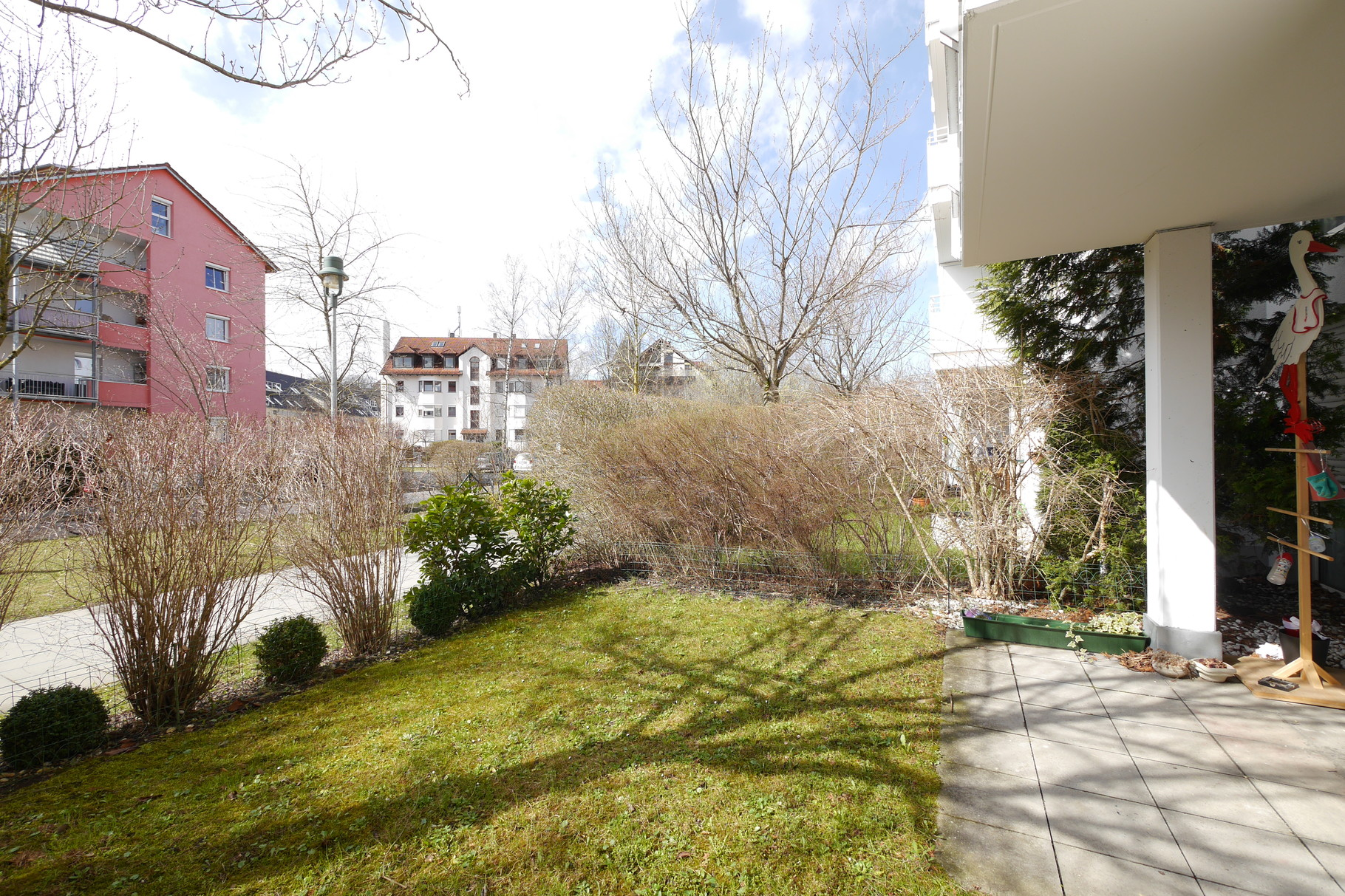 2-Zimmer-Gartenwohnung in 85354 Freising