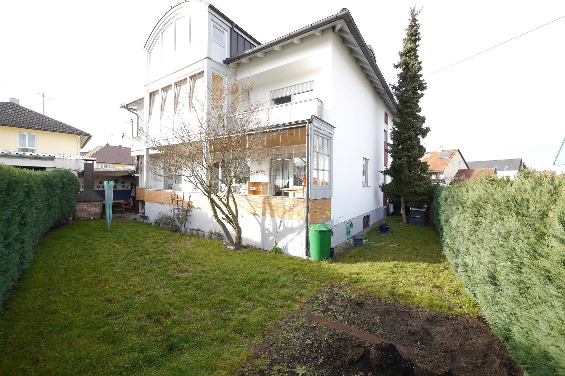 4-Zimmer-Gartenwohnung in 85229 Markt Indersdorf