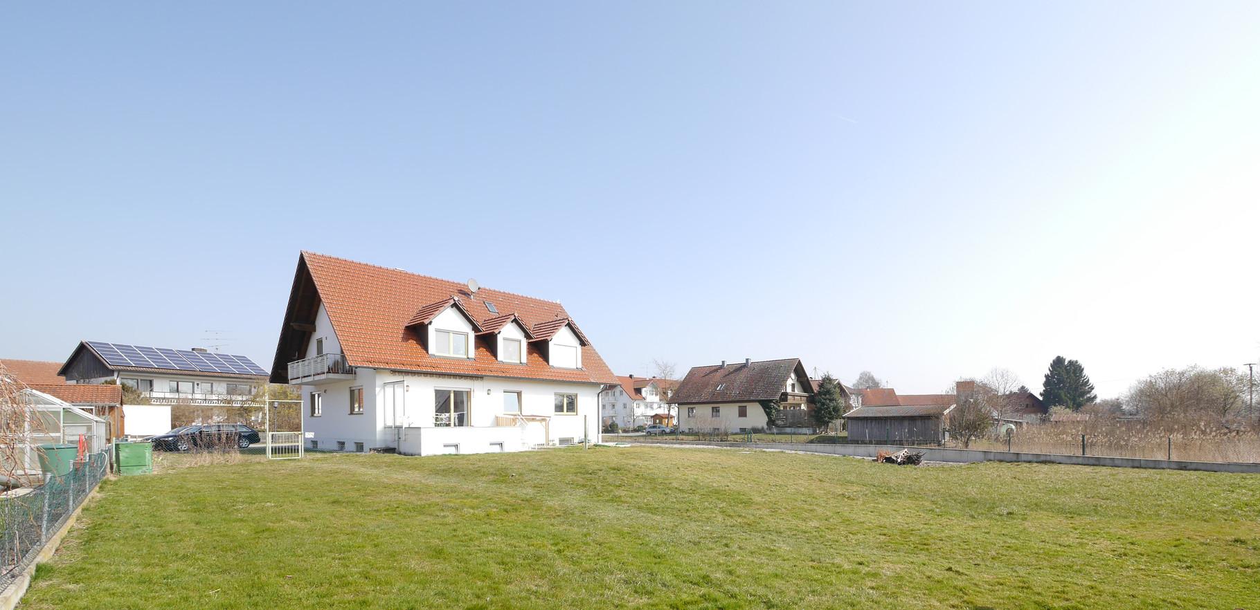 4-Zimmer-Gartenwohnung mit Souterrain-Büroräumen in 85414 Kirchdorf an der Amper