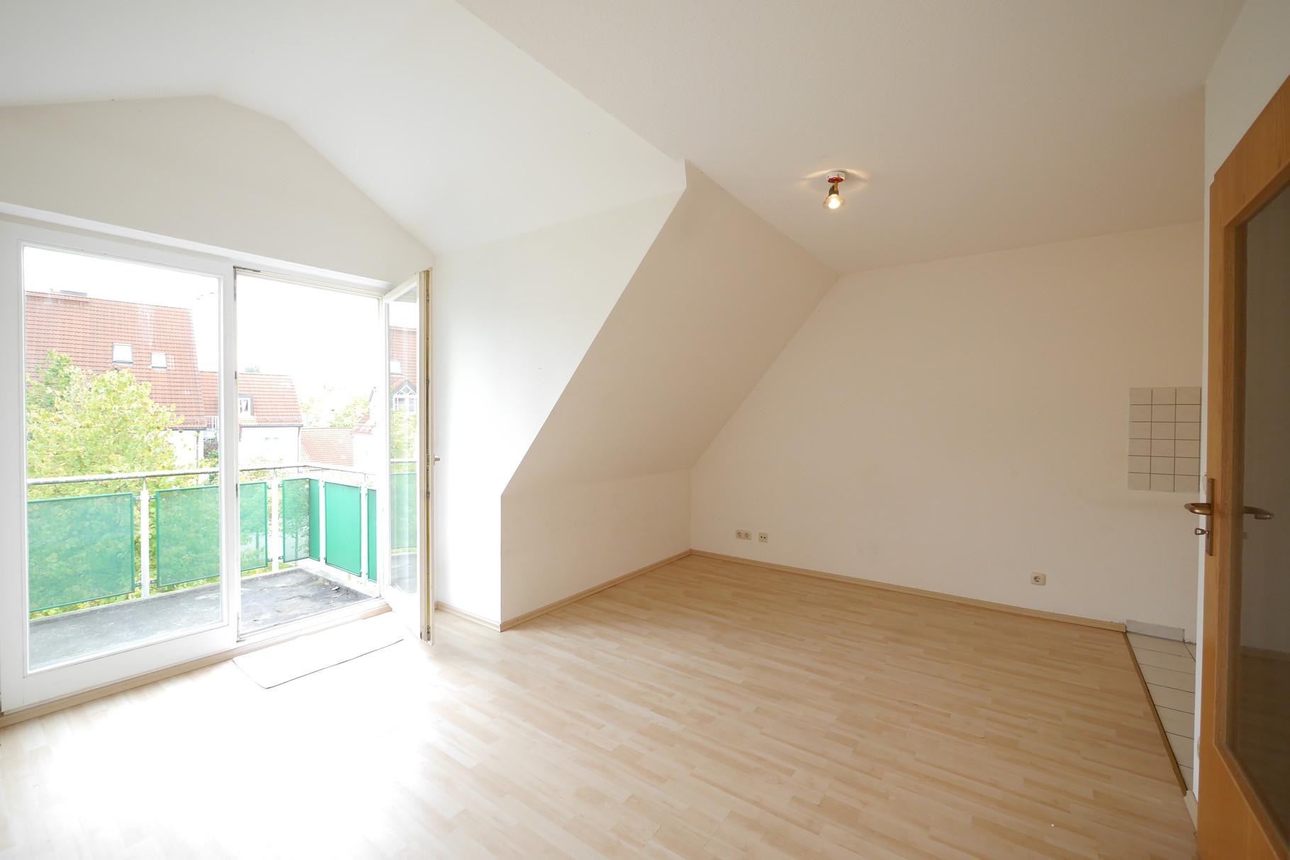 1-Zimmer-Apartment mit Südbalkon in 85757 Karlsfeld