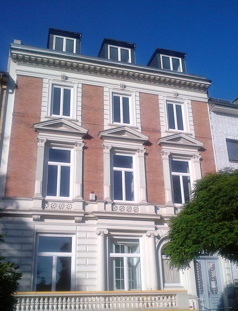 Seit 2012: Rothenbaumchaussee 133