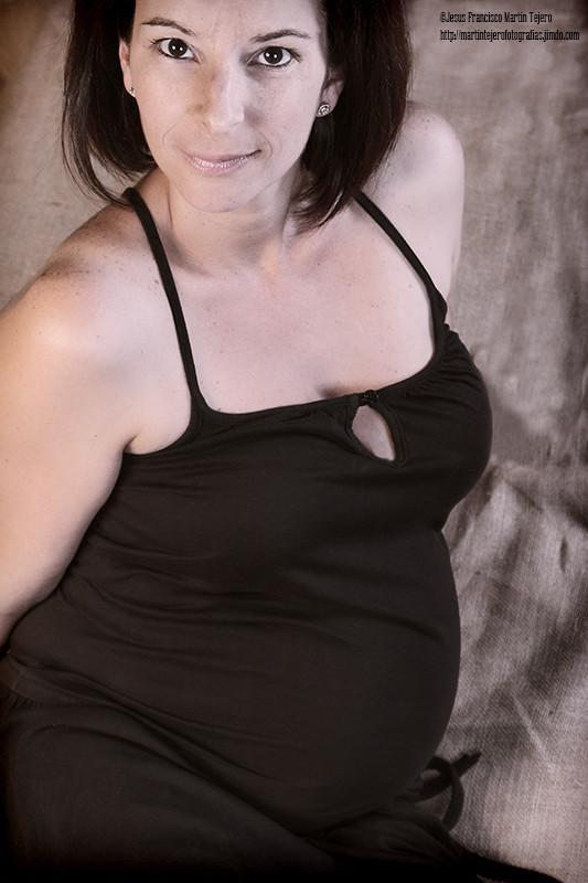 Laura embarazada 15