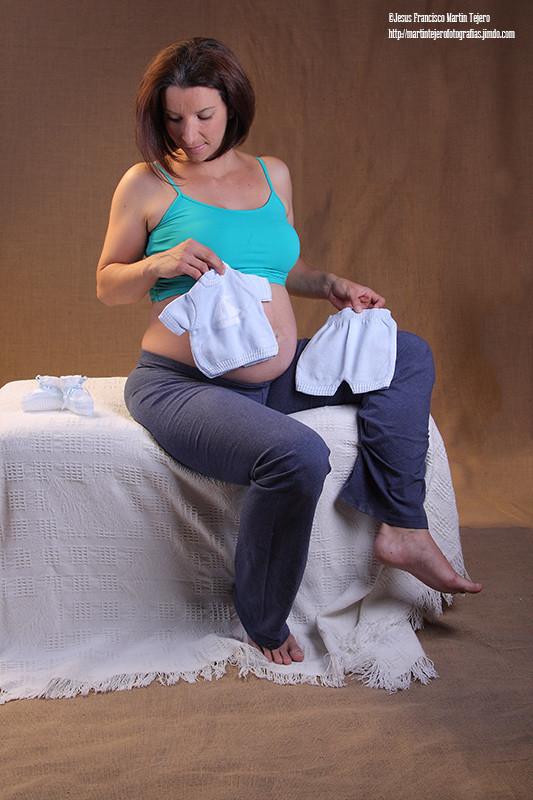 Laura embarazada 7