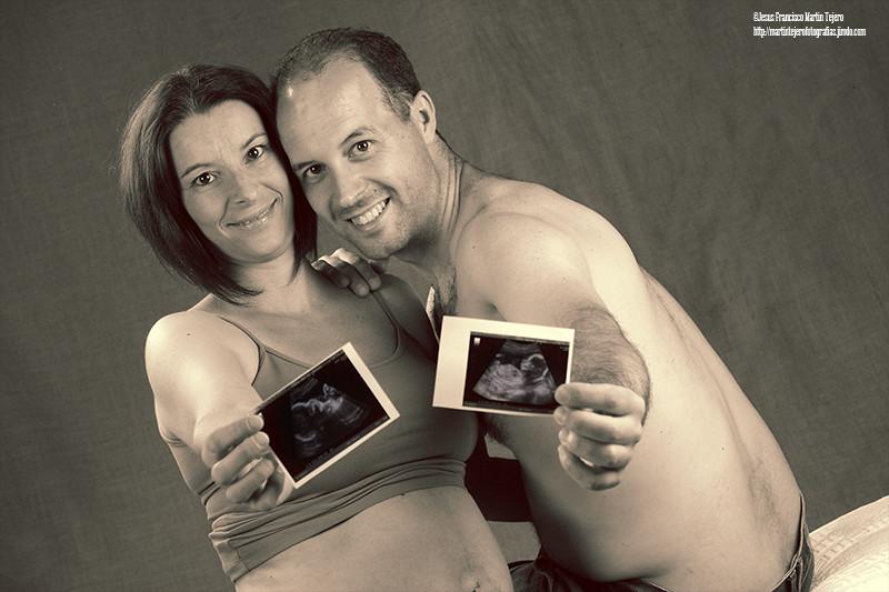 Laura embarazada 8