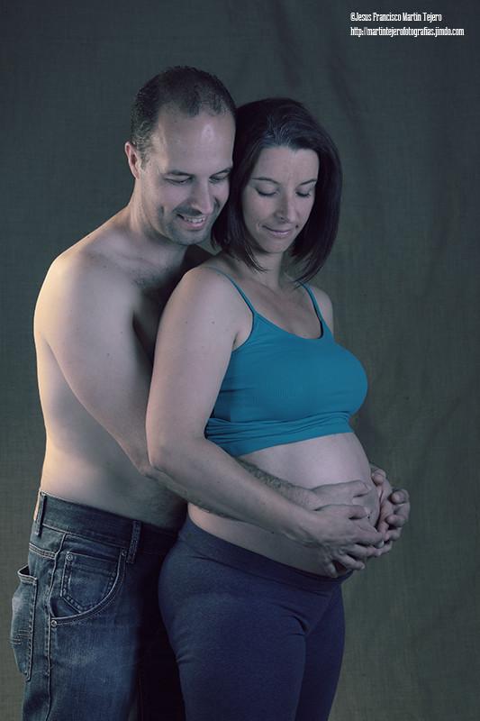Laura embarazada 9