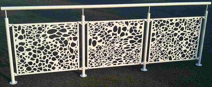 barandales plasma reja. Black Bedroom Furniture Sets. Home Design Ideas