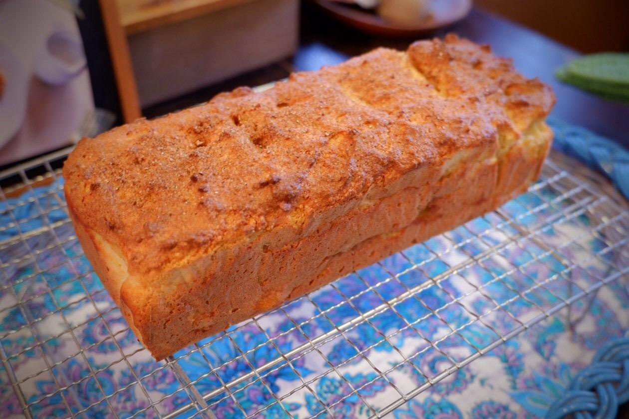 おからケーキ(国産おから・信州りんご)