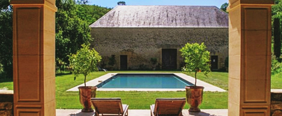 Maison de vacances avec piscine priv e dordogne demeure la - Maison vacances dordogne avec piscine ...