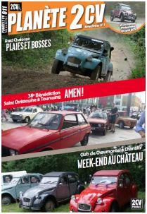 Newsletter Planète 2CV - N°11