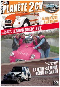 Newsletter Planète 2CV - N°09