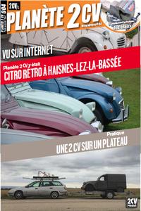 Newsletter Planète 2CV - N°04