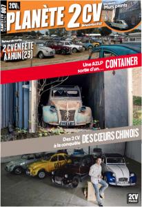 Newsletter Planète 2CV - N°07