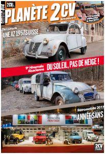Newsletter Planète 2CV - N°14