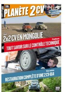 Newsletter Planète 2CV N-01