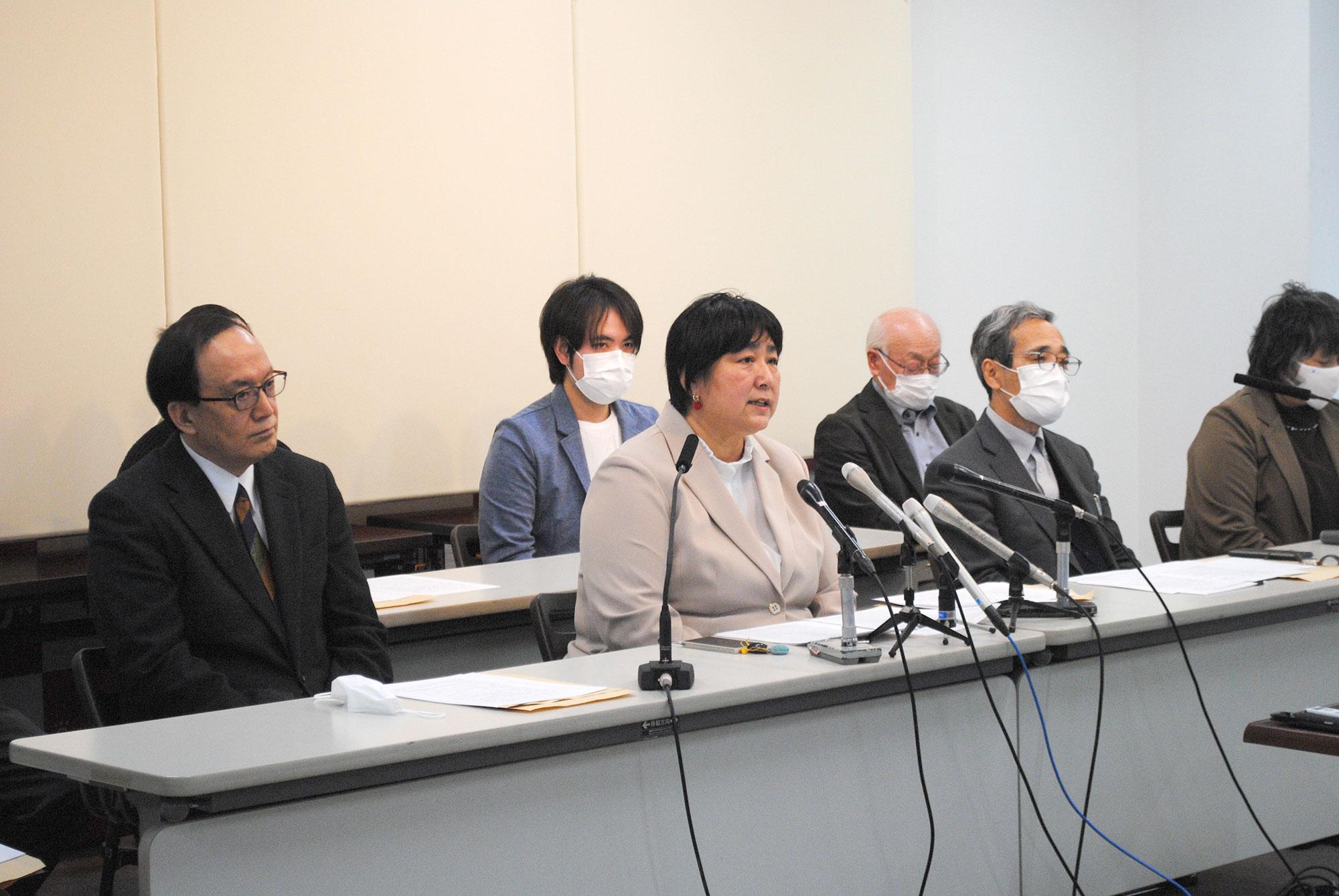 命と暮らし守る秋田へ 知事選初の女性候補 相場氏が決意