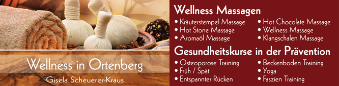 Wellness in Ortenberg