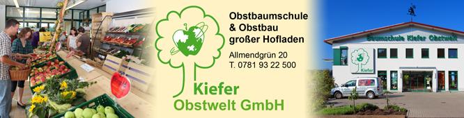 Kiefer Obstwelt