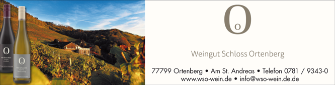 Weingut Schloss Ortenberg • St. Andreas