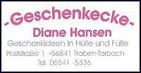 Geschenkecke, https://www.facebook.com/diane.hansen.900