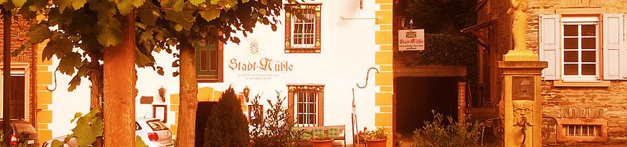 Restaurant Stadtmühle, www.stadt-muehle.de