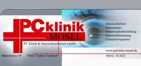 PC Klinik, www.pcklinik-mosel.de