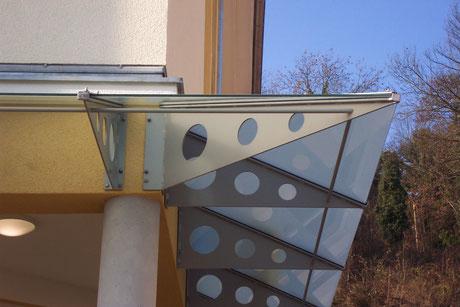 G102 Silvretta Stahl verzinkt pulverb