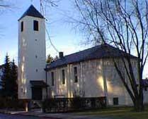 Christuskirche Neugablonz