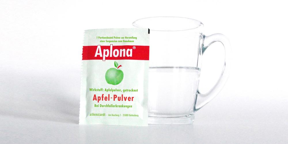 ... es heißt Aplona® ...