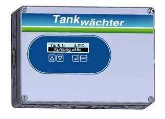 Tankwächter TWG-100 und TWG-200 – Menken & Drees Coesfeld