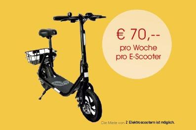 Wohnmobil Reisemobil LaMarca Miete Wien Niederösterreich Österreich E-Scooter