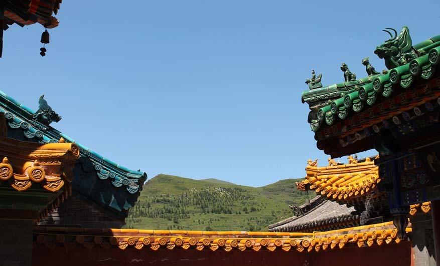 Wu tai shan, China
