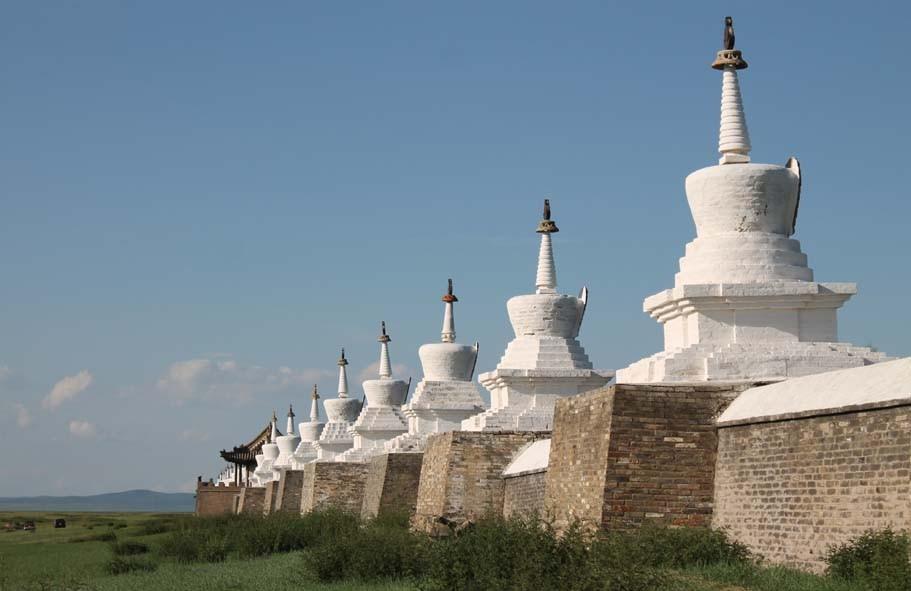 Erdene Zuul, Mongolia