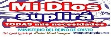 Ministerio del Reino de Cristo - Pastor Uriel Campos