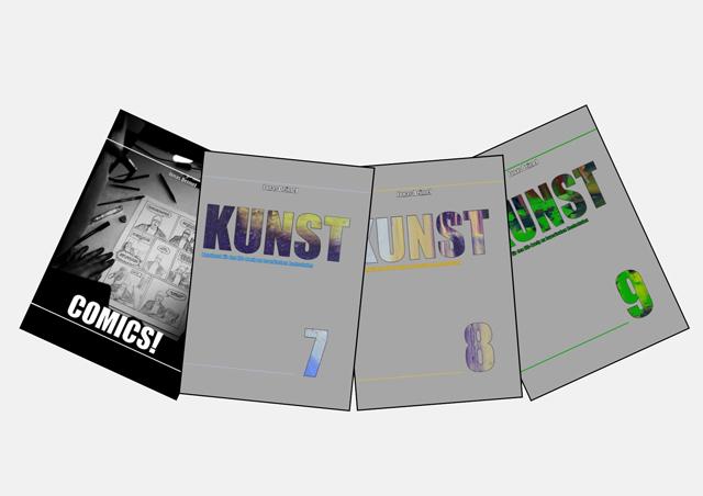 Kunsterklärer Bücher Kunstgeschichte Realschule